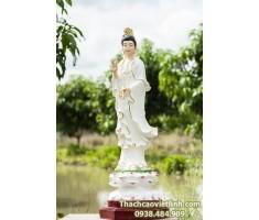 Tượng Mẹ Quán Thế Âm Bồ Tát,tượng phật composite,tuong phat composite