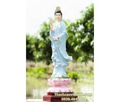 Tượng Mẹ Quán Thế Âm,tượng phật composite,tuong phat composite