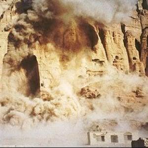 Kabul, bắt đầu sự phục hồi các bức tượng Phật bị Taliban phá hủy