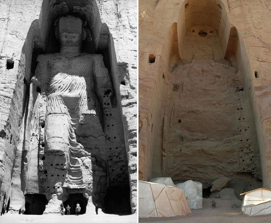 Những khó khăn phải đối mặt trong quá trình khôi phục các bức tượng Phật ở Afghanistan