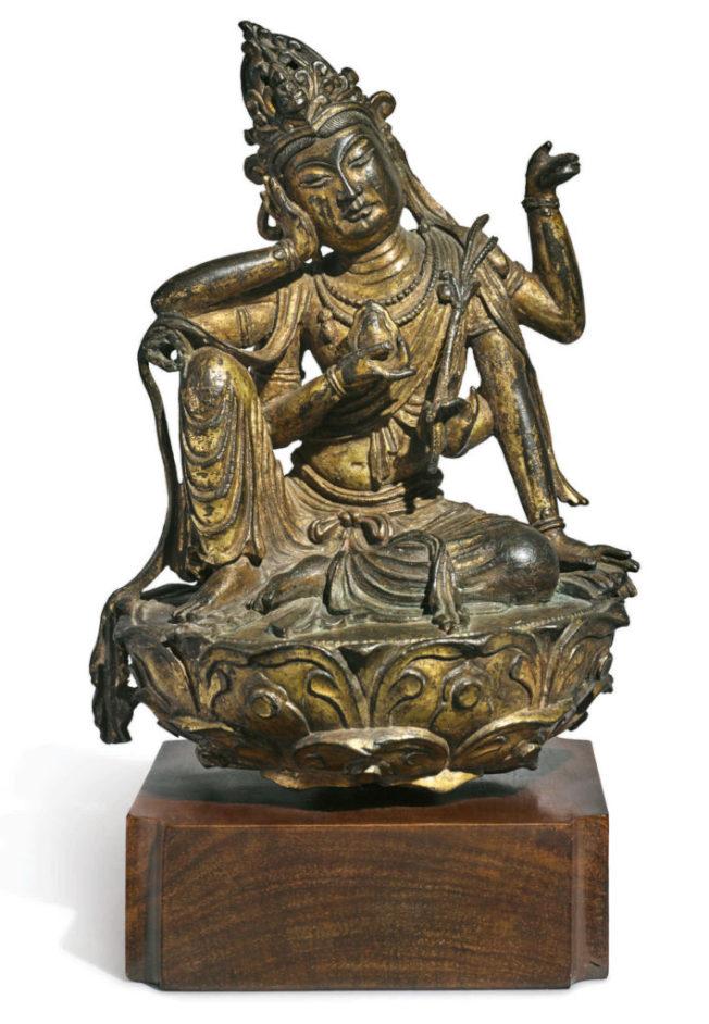 22 năm trước, bạn chi một trăm đô la là mua được một bức tượng Phật Sothwise