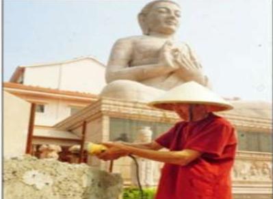 Câu chuyện về học giả Phật giáo từ Việt Nam Đoàn Lâm Tấn đã bán tài sản của mình cho Đức Phật