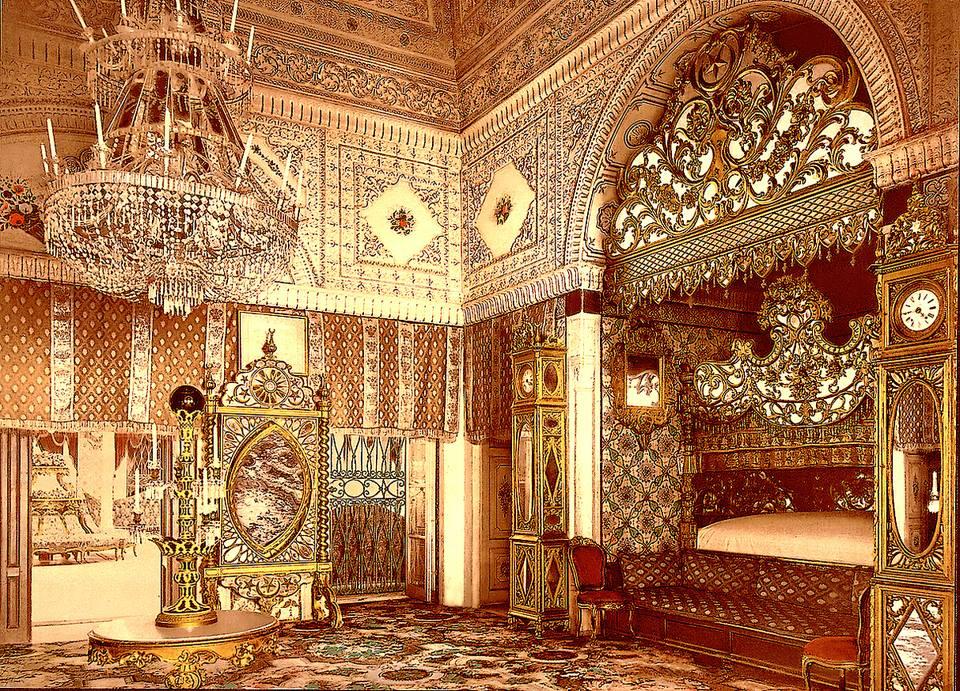 Các cung điện tuyệt vời của cuộc thi Beylical, được xây dựng trong nửa đầu thế kỷ XIX, Cung điện Bardo