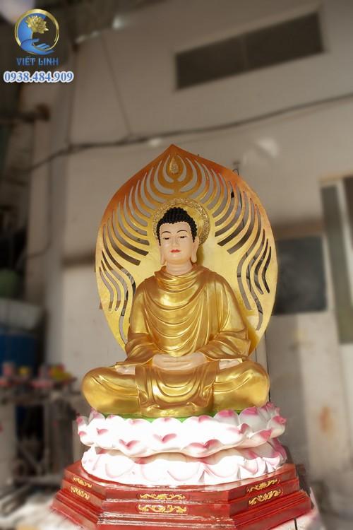 Bí quyết thờ tượng phật bổn sư composite