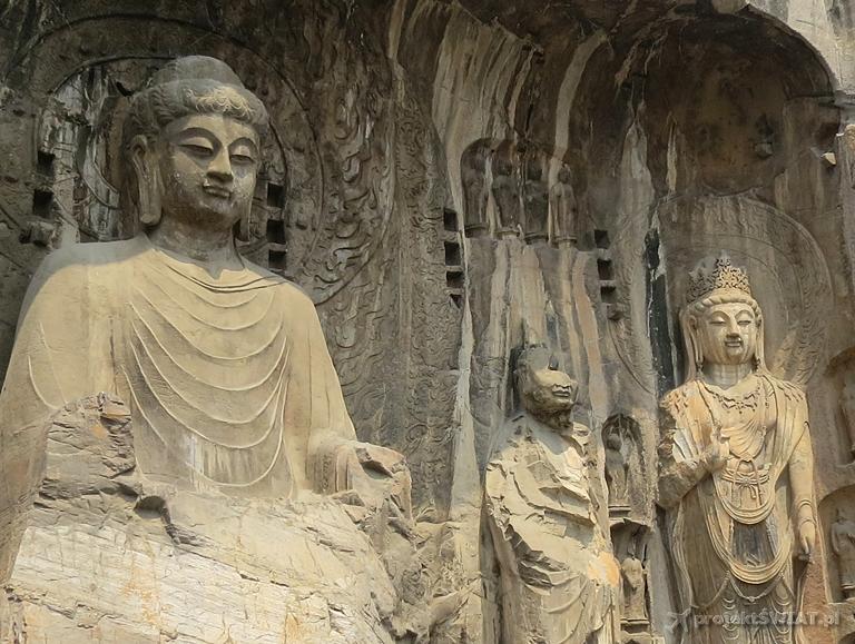 Hang động Long Môn một kiệt tác nghệ thuật Phật giáo