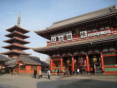 10 ngôi chùa Phật giáo hàng đầu tại Nhật Bản