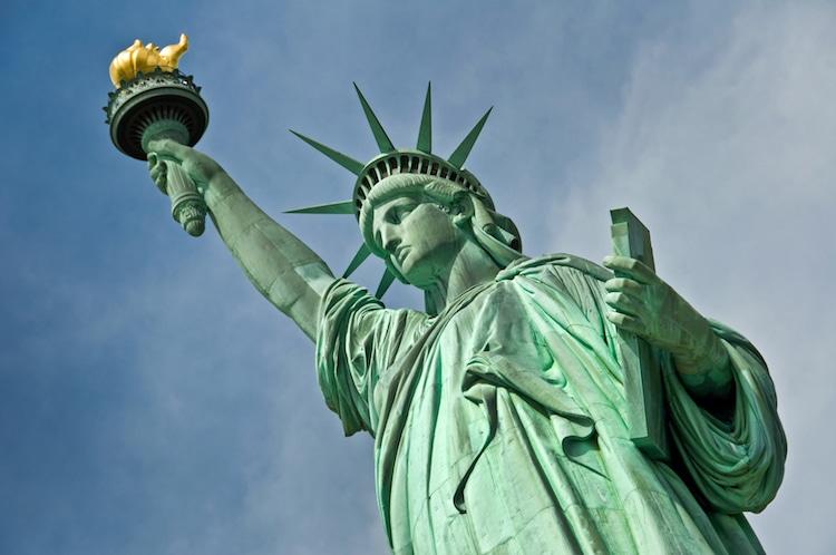 11 Sự thật khai sáng về Tượng Nữ thần Tự do