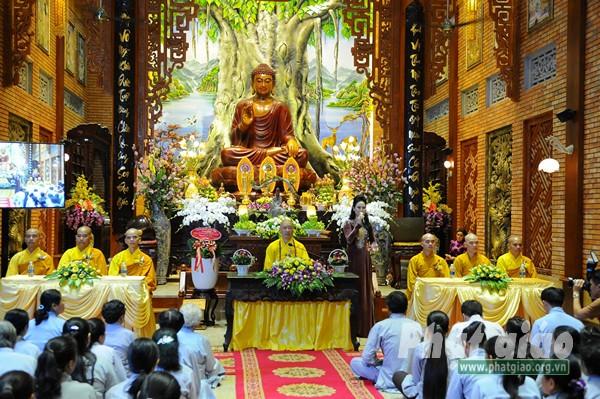 Lễ Vu Lan tại các chùa ở Đồng Nai, Tp.HCM
