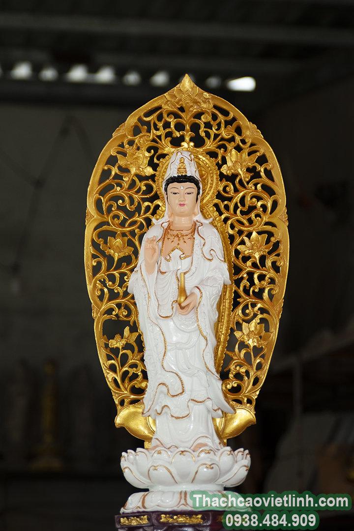 tượng bồ tát quan thế âm,tượng phật composite